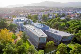 Foto de Campus de la Universidad UDIMA