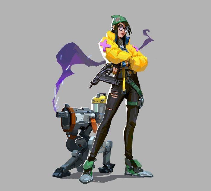 Riot Games presenta a la nueva agente de VALORANT: Killjoy