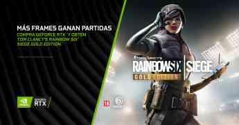Nvidia RTX _ RainbowSix