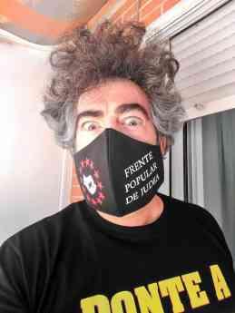 Foto de Masca del Frente Popular de Judea