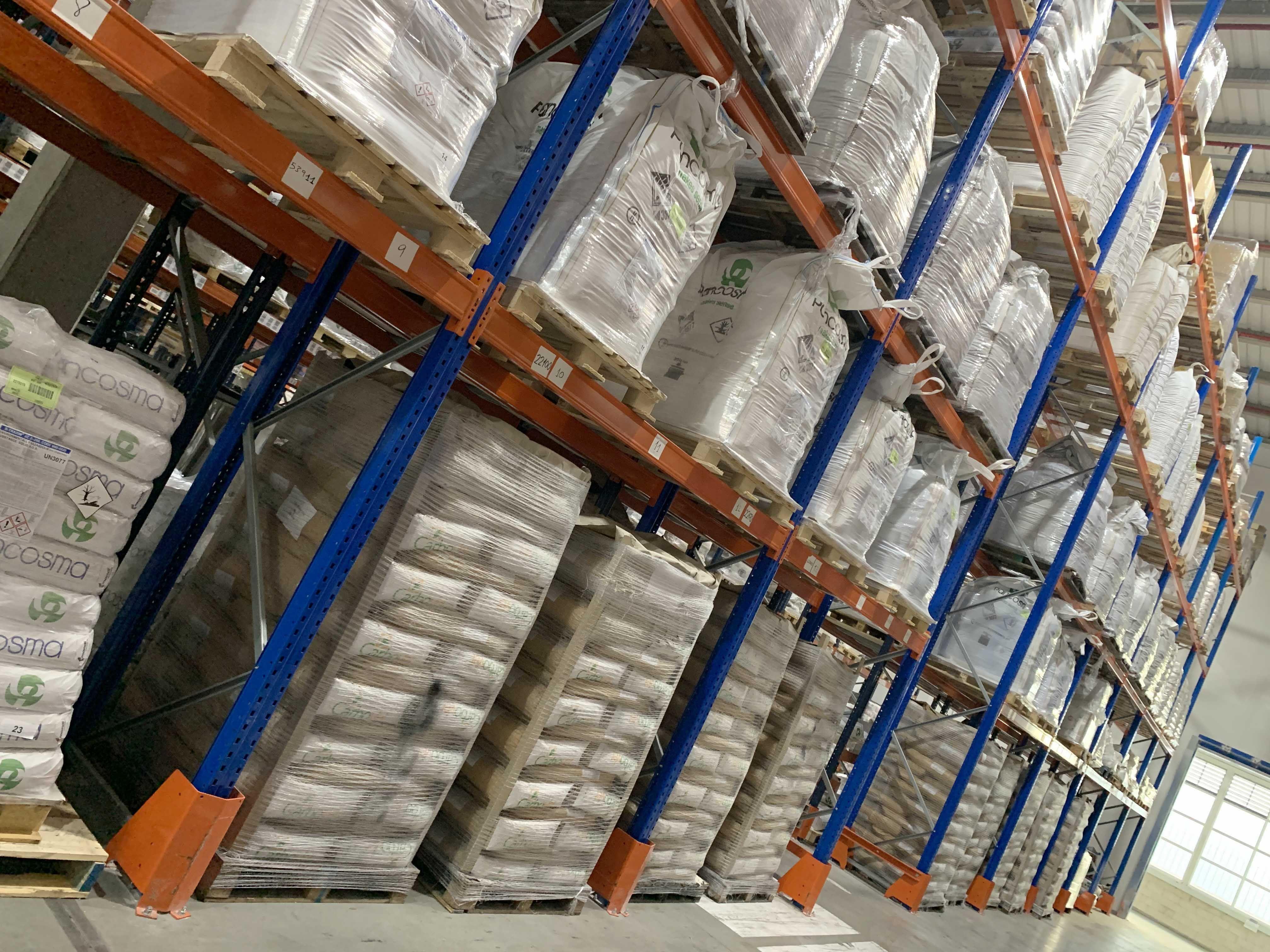 Fotografia Instalaciones Destina Logistica Azuqueca