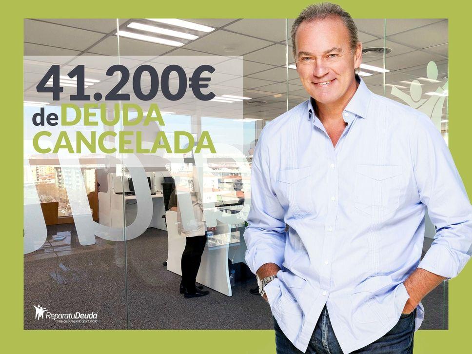 Repara tu deuda cancela 41.200 ? con cuatro bancos en Barcelona mediante la Ley de la Segunda Oportunidad
