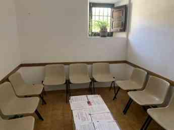 Sala de Espera Consultorio Fuentenovilla