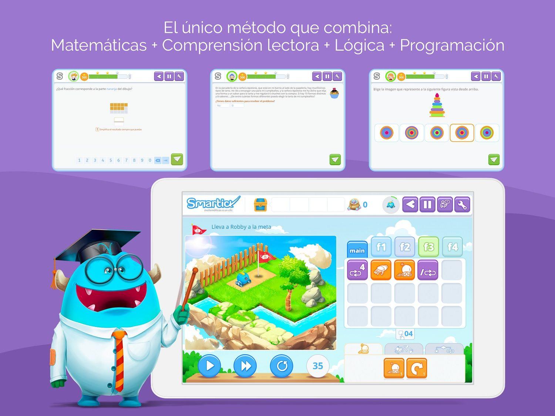 Aprender programación, la alfabetización del s.XXI, según Smartick