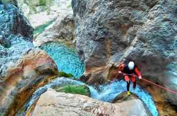 Los mejores lugares de España para descargar adrenalina, por Hommter