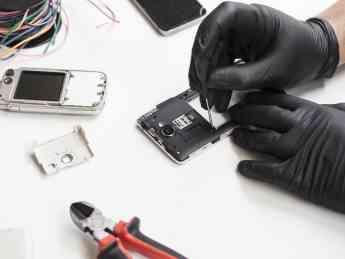 Reparación de móviles, Intenso Informática