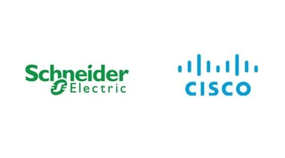 Foto de Schneider Electric y Cisco crean nuevas soluciones que unen