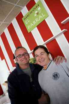 Foto de Jesus Martinez y Lucía Martinez