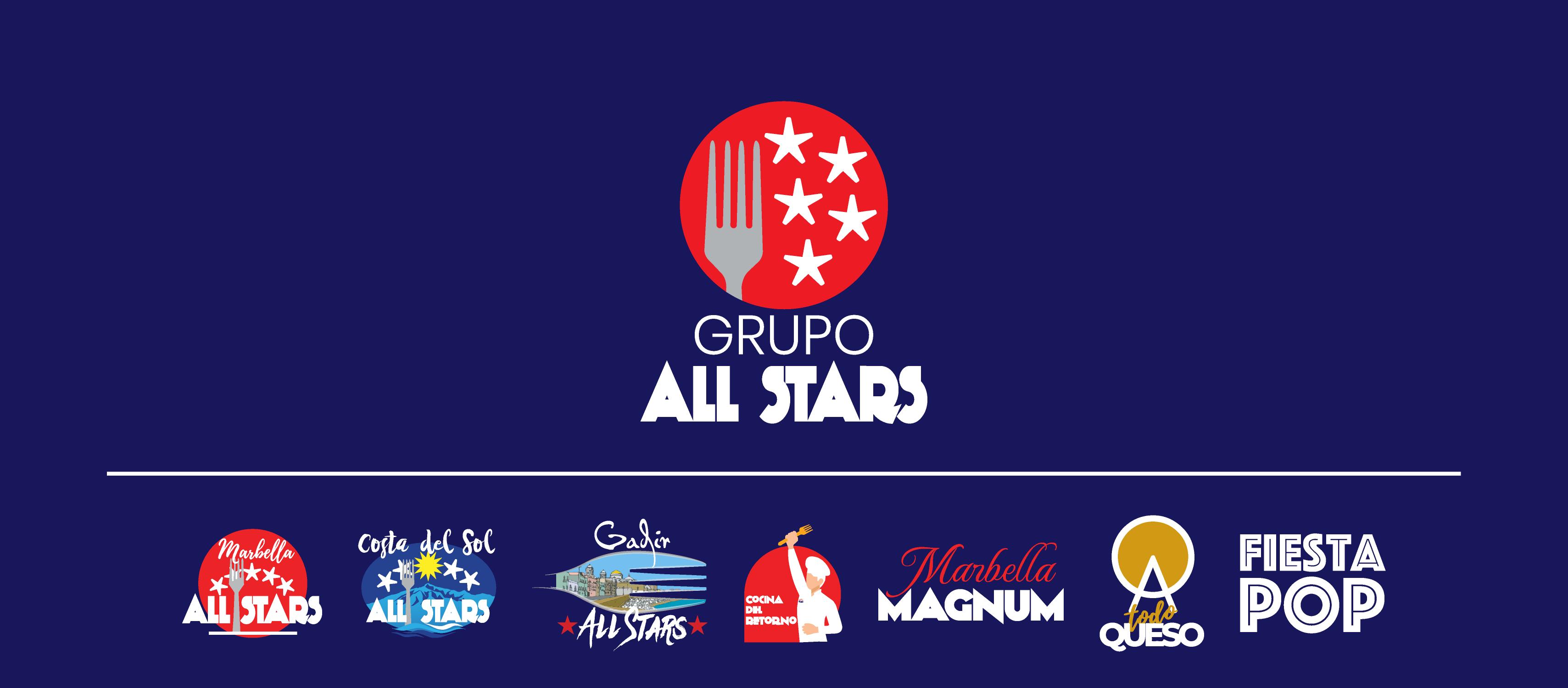 El Grupo All Stars presenta Portal de Reservas asociado y nueva Imagen Coorporativa