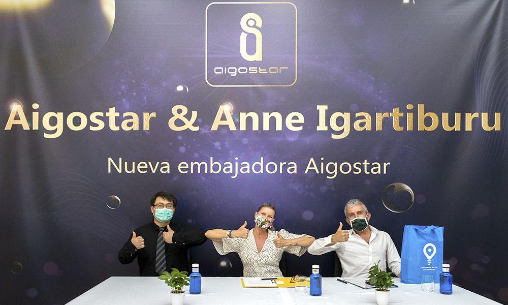 Fotografia Aigostar & Anne Igartiburu