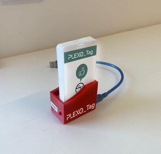 Foto de Plexo Tag, garantiza la trazabilidad en caso de contagio