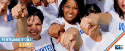United Way coordina una respuesta solidaria global a la pandemia