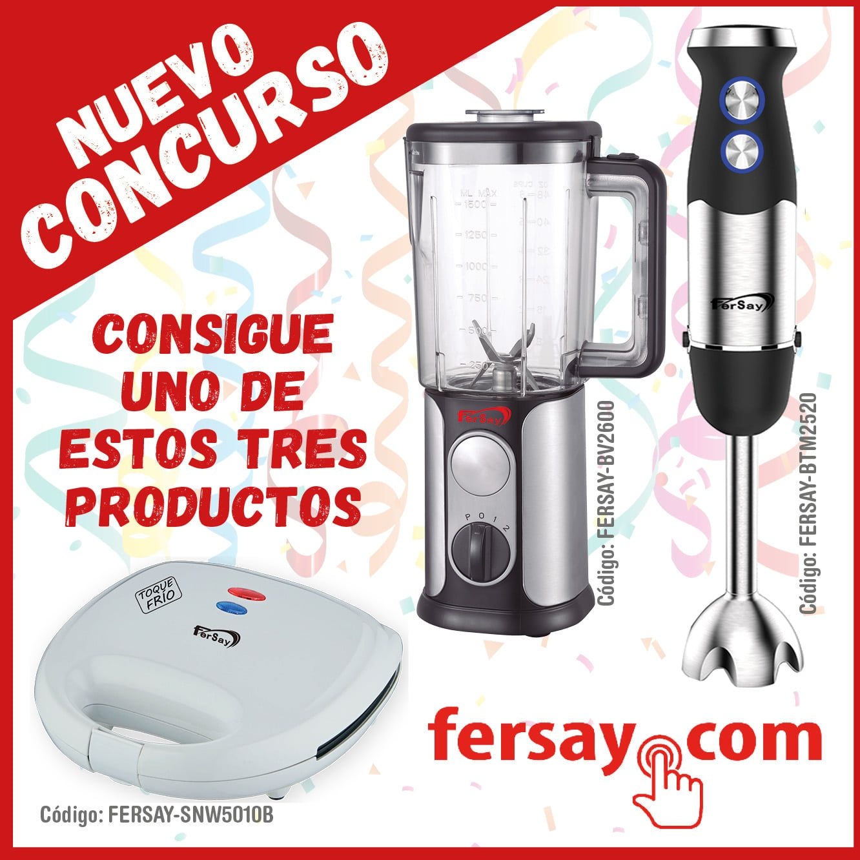 Foto de Nuevo concurso Fersay en RRSS