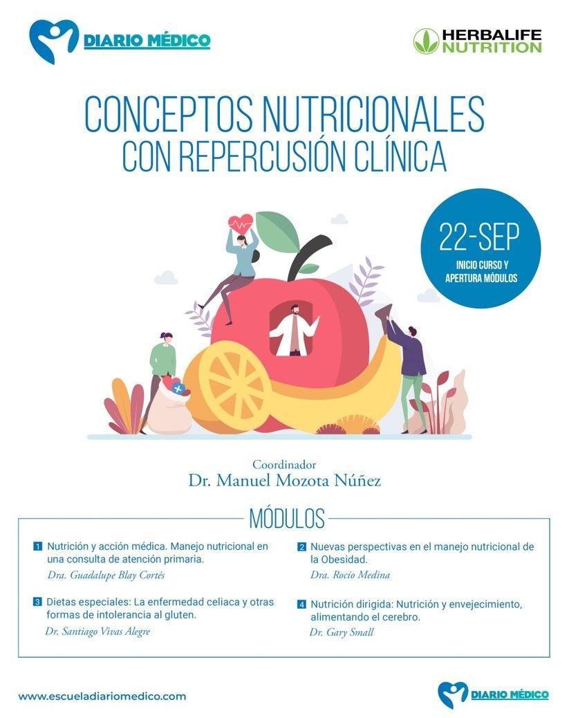 Foto de Curso de Herbalife Nutrition y Diario Médico