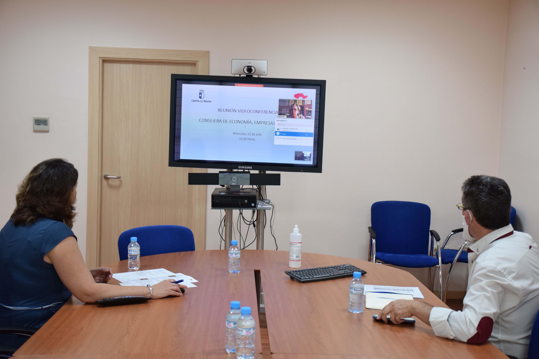 Foto de COACM y Consejería de Economía de la JCCM abren nuevas