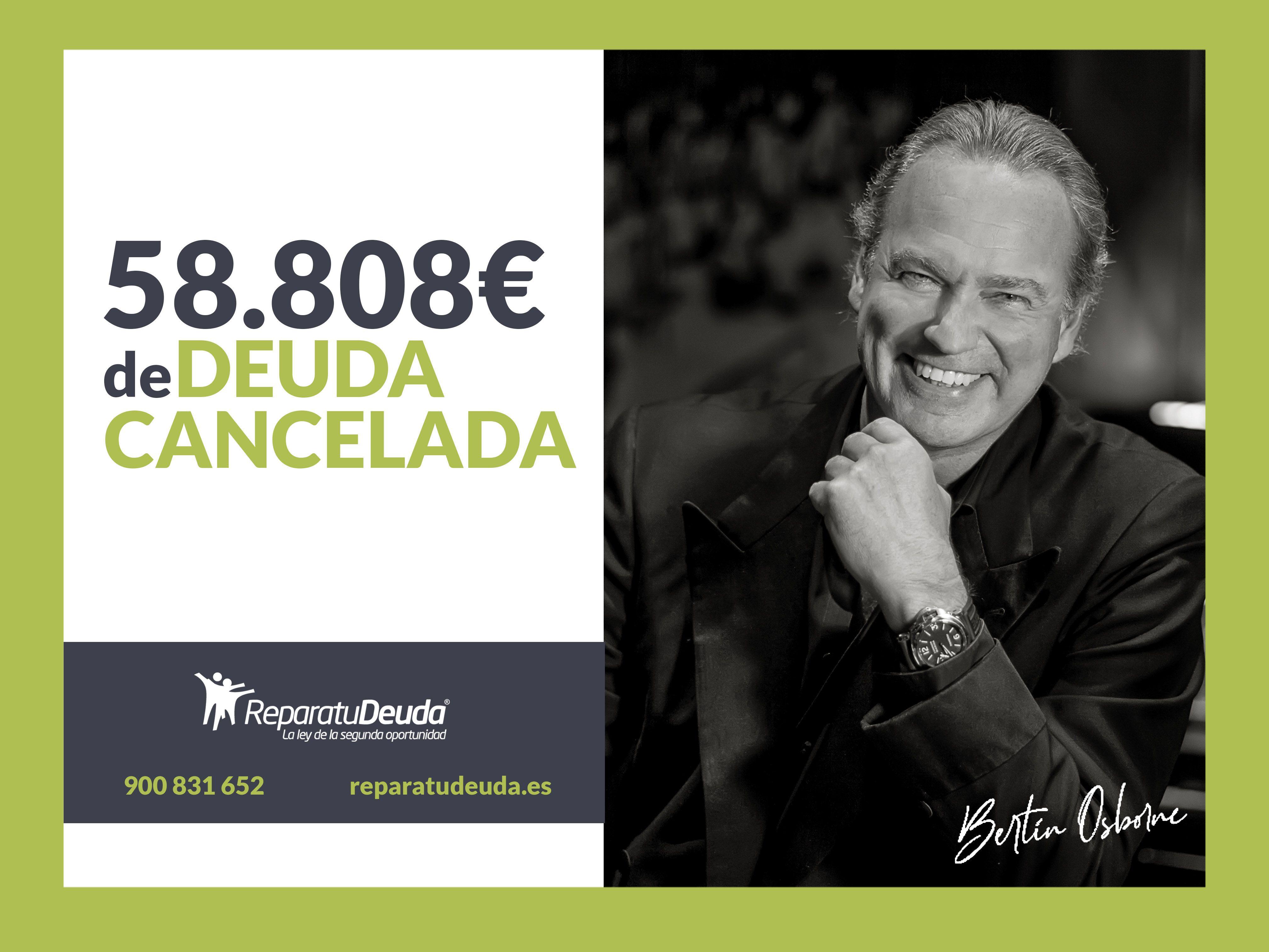 Repara tu Deuda Abogados cancela 58.808 ? con 12 bancos a un vecino de Granollers (Barcelona)