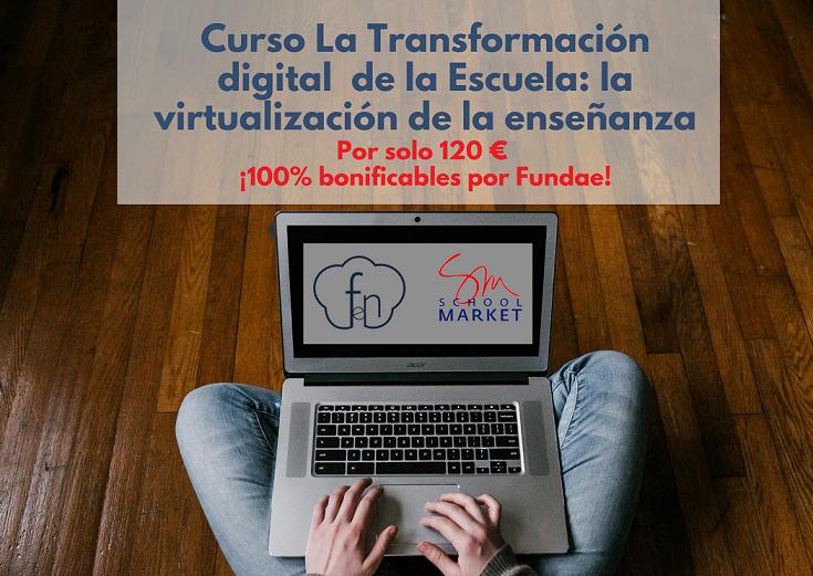 Foto de Curso de transformación digital del aula