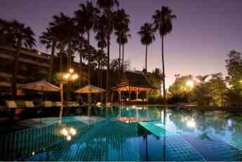 El Hotel Botánico, reconocido entre los mejores hoteles