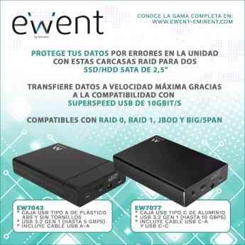 Noticias Hardware | carcasas Ewent