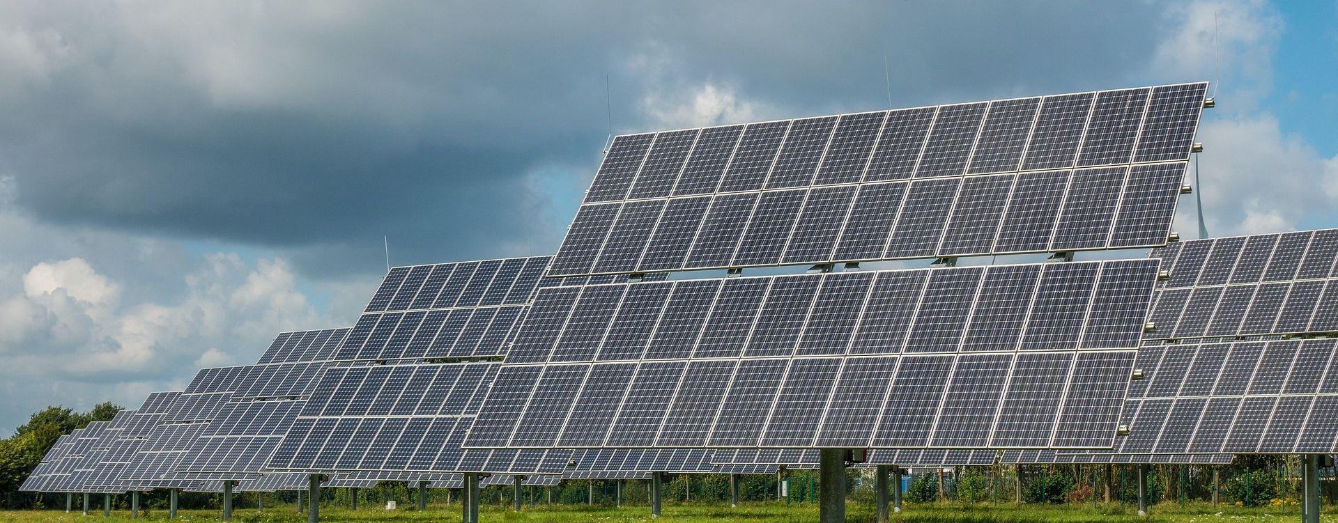 Foto de Paneles solares fotovoltaicos de Portugal