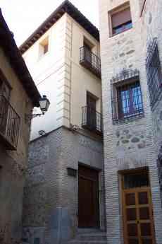 Sede del COACM en Toledo