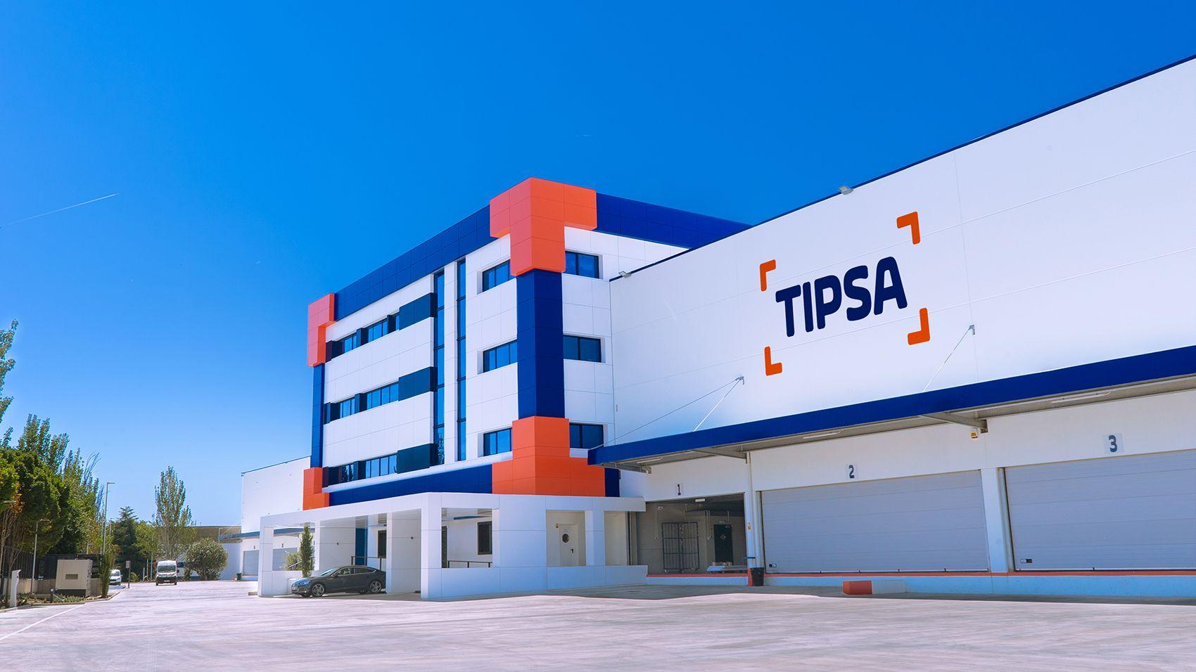 Foto de Hub Central TIPSA