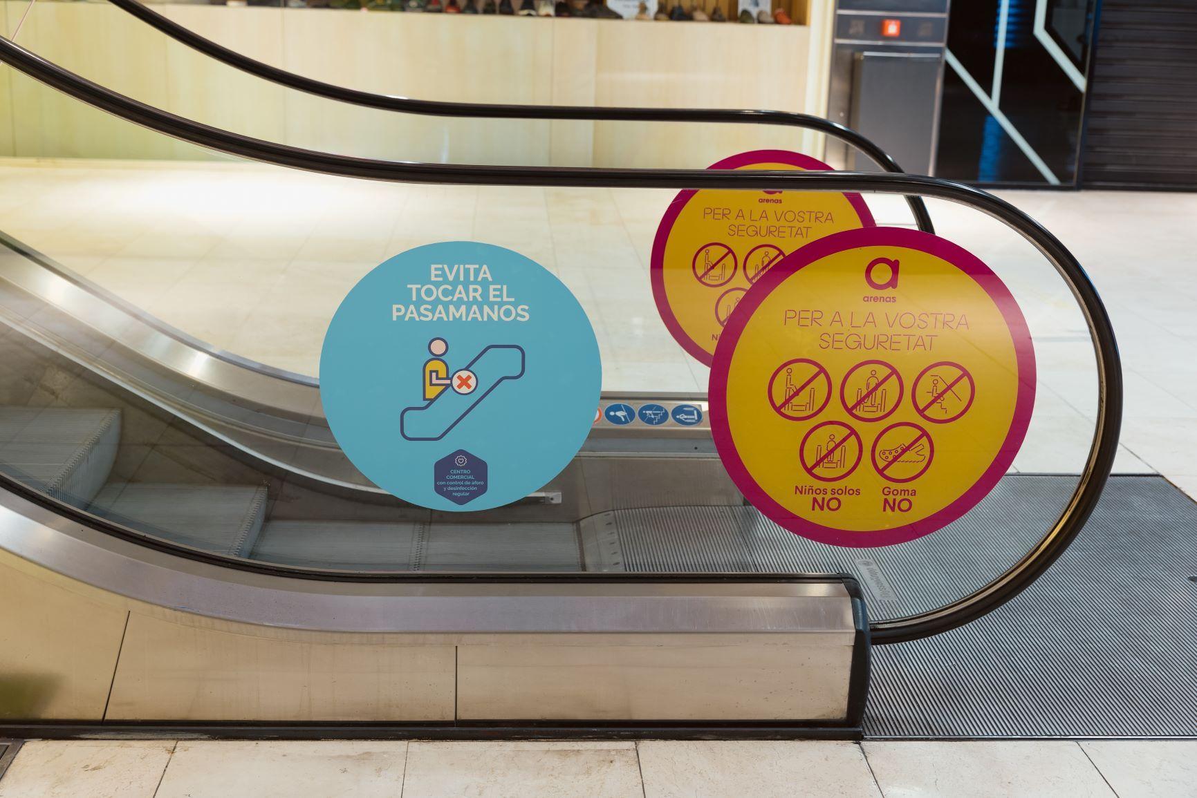Foto de El Centro Comercial Arenas de Barcelona implementa la última