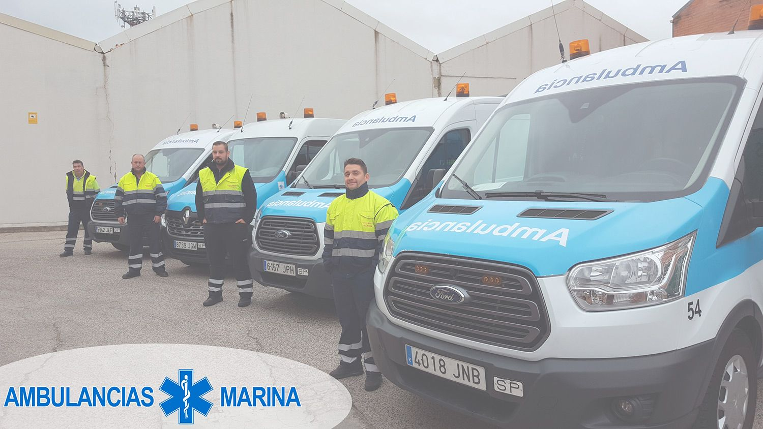 Ambulancias Marina, aspectos interesantes sobre las ambulancias