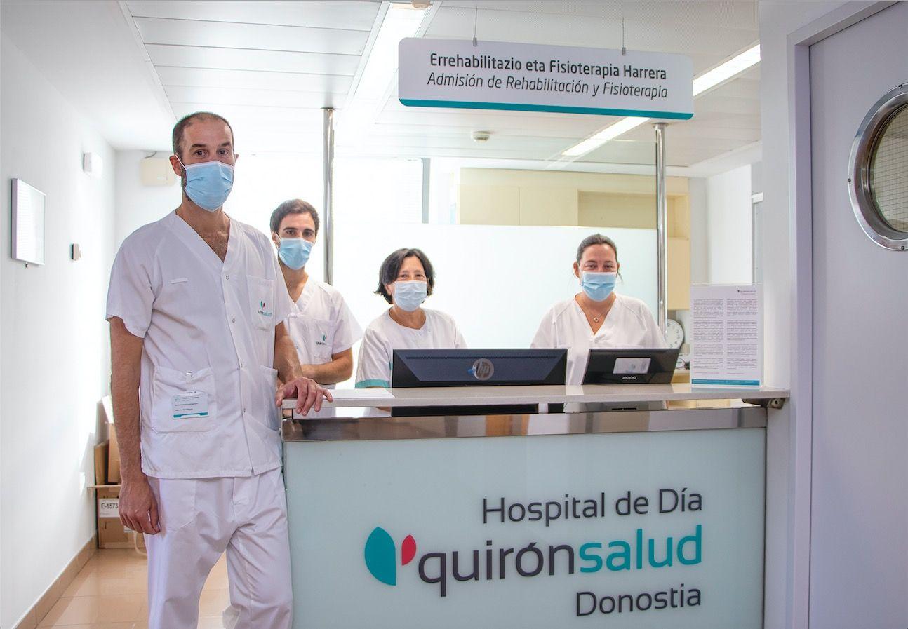 Foto de Nuevo Servicio de Rehabilitación y Fisioterapia del Hospital