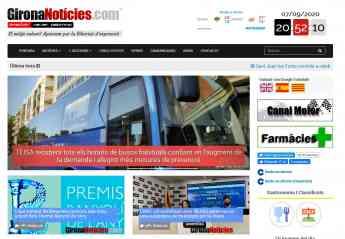 GironaNotícies llega a los 15 años con más visitas y ampliando el territorio de influencia