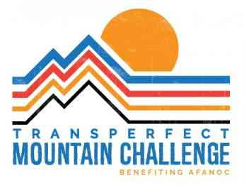 Logotipo de la TransPerfect Mountain Challenge