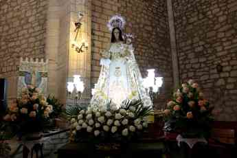 Día de la Virgen de los Remedios, en Pareja