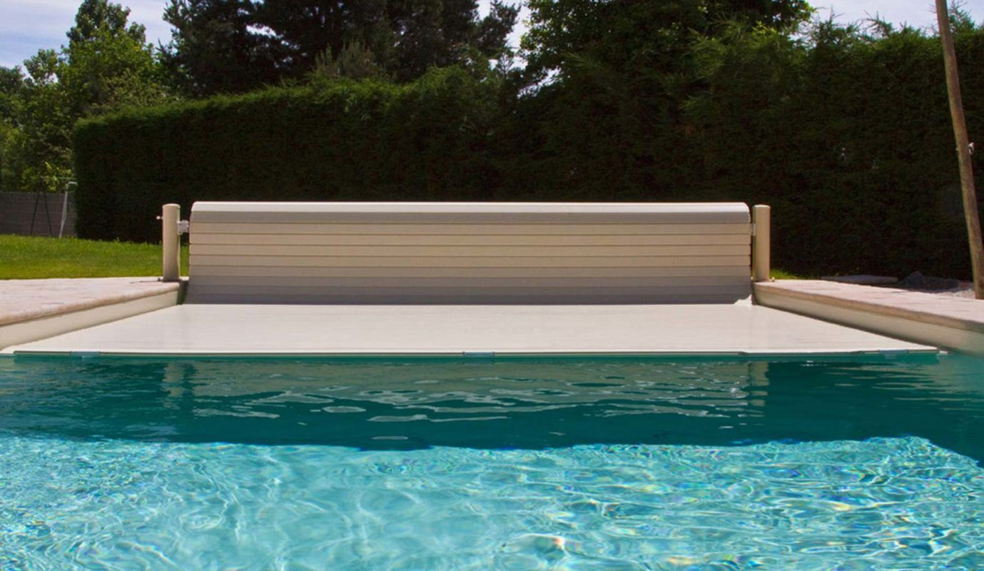 Fotografia Cubierta piscina