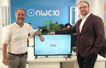 Foto de José Luis NWC10 y Rafael del Castillo - CEO Stocken Capital