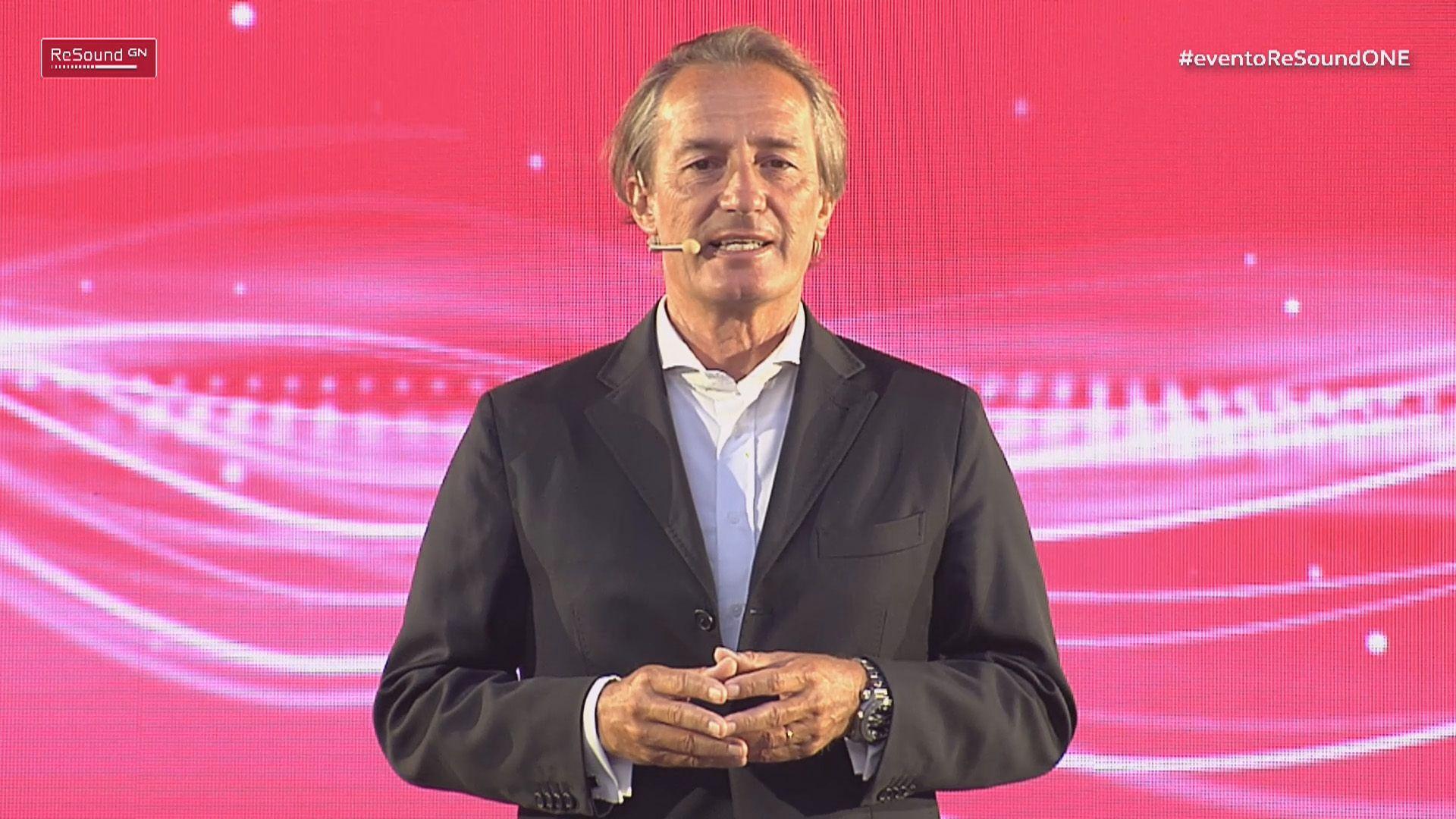Foto de Jose Luis Otero, director general de ReSound España