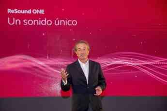 Foto de José Luis Otero, director general de ReSound España