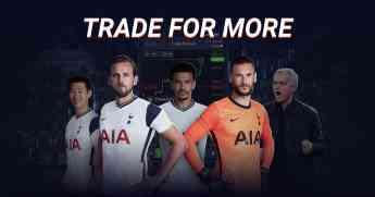 Acuerdo Tottenham y Libertex