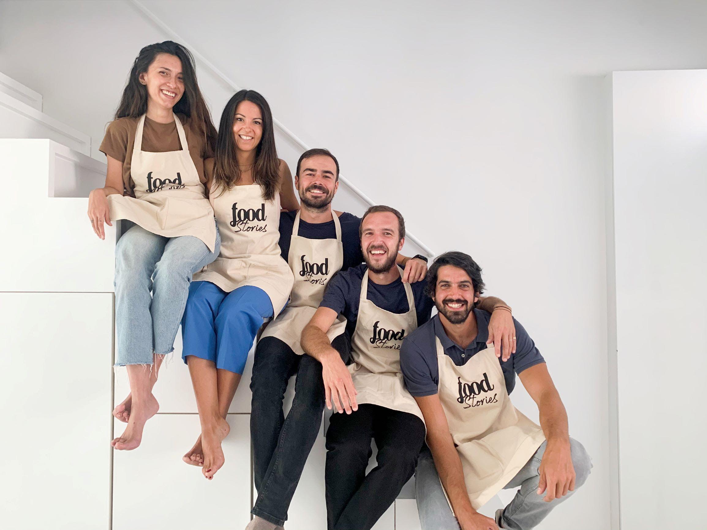 Foto de Emilio Viguera, director general de foodStories (en el