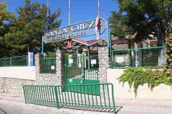 Colegio Santa Cruz, de Albalate