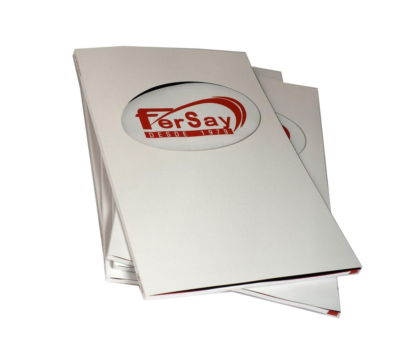 Foto de Nuevo catálogo Fersay