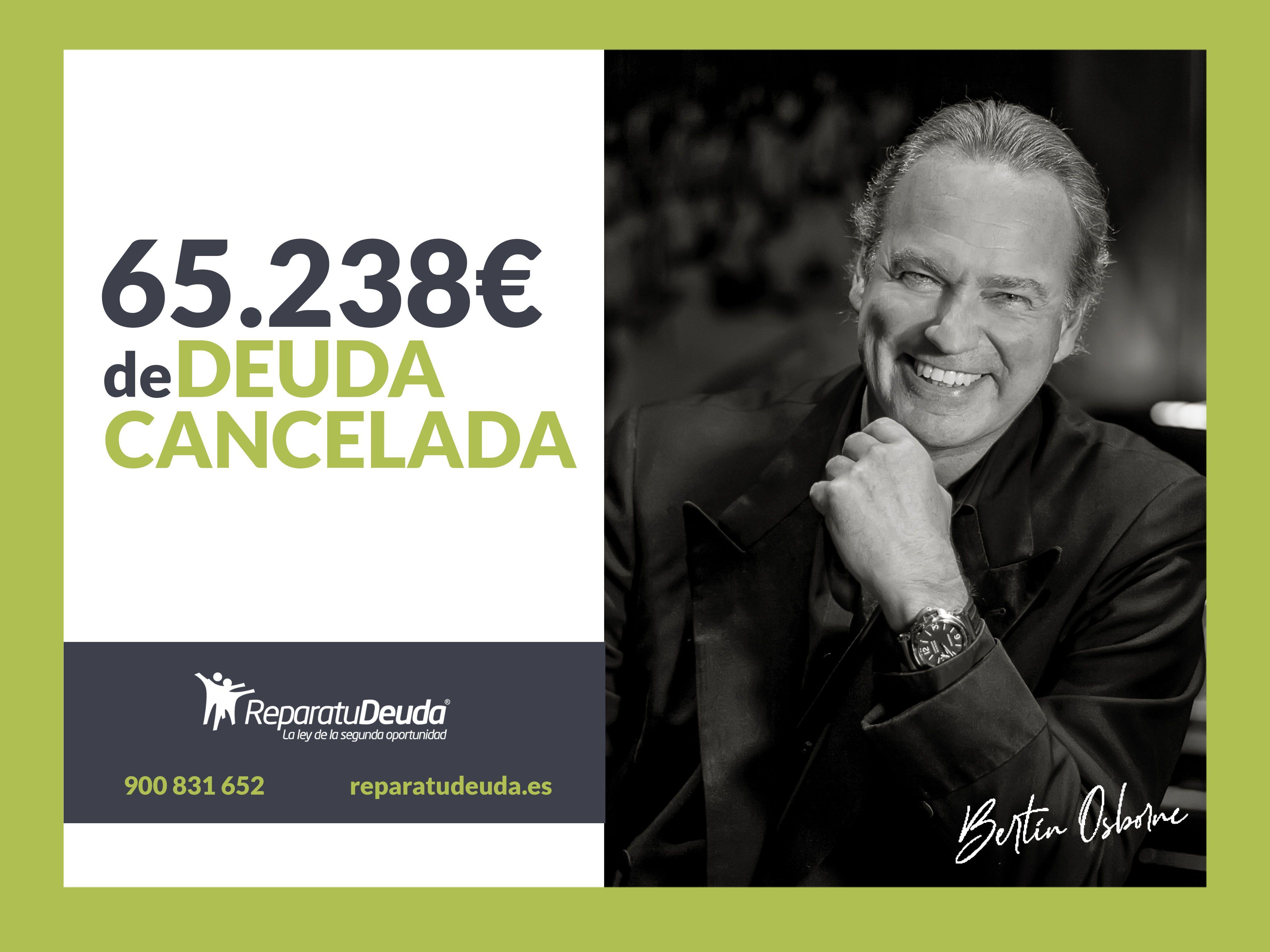 Repara tu deuda Abogados cancela 65.238 ? con 12 bancos, en Albacete, con la Ley de la Segunda oportunidad