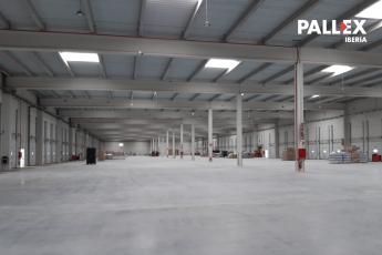 Foto de Interior del nuevo hub de Pall-Ex en San Fernando de Henares