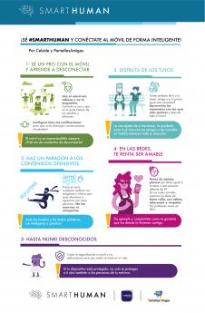 Noticias Educación | ¡SÉ #SMARTHUMAN Y CONÉCTATE AL MÓVIL DE