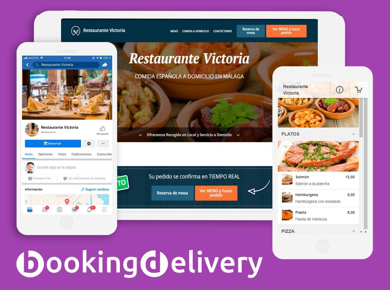 Foto de Booking Delivery - sistema de pedidos online para restaurantes