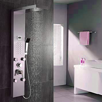 Motivos por los que tener una columna de ducha en casa por ColumnaDeDucha.org