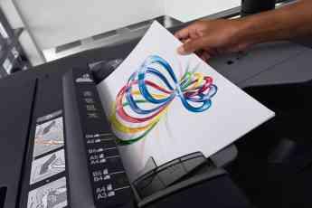 Foto de Calidad de impresión de las impresoras multifunción DEVELOP