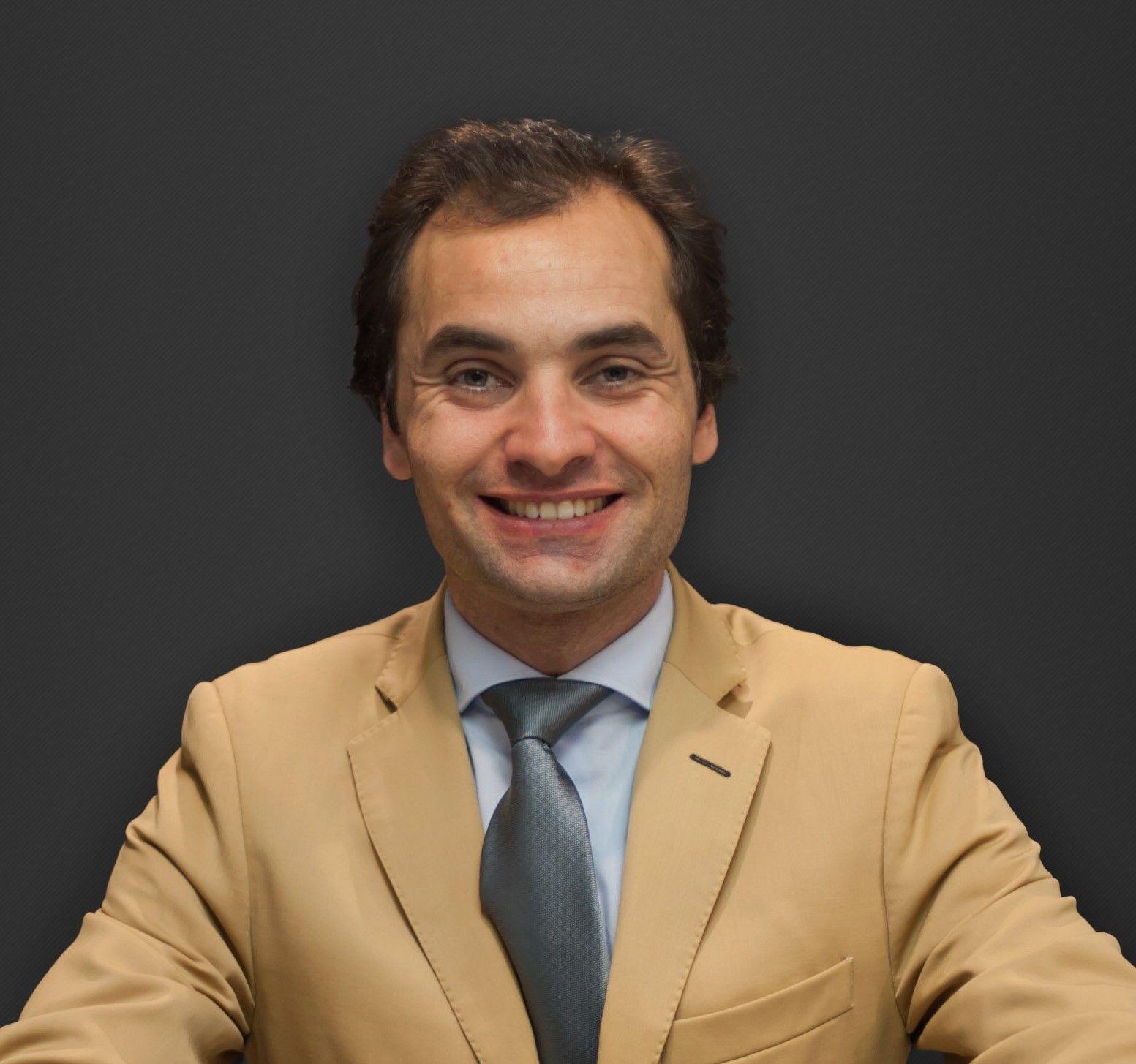 Foto de Ricardo Sousa, CEO CENTURY 21 España