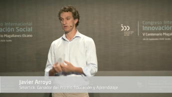 Smartick, mejor proyecto en Educación y Aprendizaje