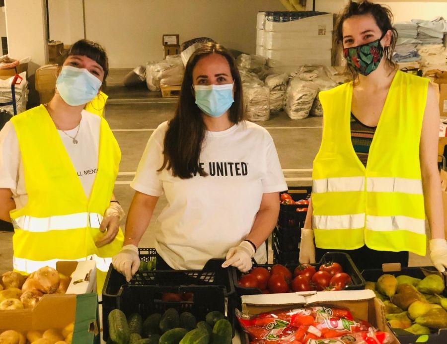 Los empleados de BAT se suman a la iniciativa #únetealosqueayudan, de United Way España, para socorrer a los más vulnerables en la crisis de la Covid-19
