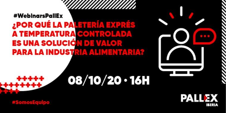 Pall-Ex Iberia organiza un nuevo webinar centrado en temperatura controlada